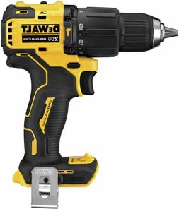 New Dewalt ATOMIC 20 Volt MAX Brushless Hammer Drill Driver