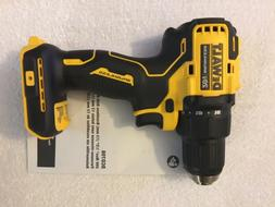 "New Dewalt DCD708B 20V Max 1/2"" Atomic Compact 2 Speed Brush"