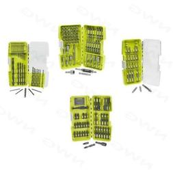NEW!!  RYOBI DRILLING AND DRIVING MULTI-PACK 159 PCS. -  BLA