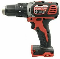 New Milwaukee M18 1/2 in. Compact Hammer Drill  # 2607-20