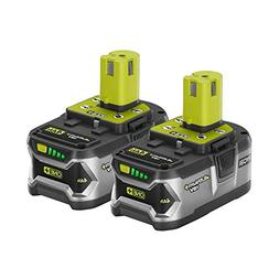 Ryobi P122 4AH One+ High Capacity Lithium Ion Batteries For
