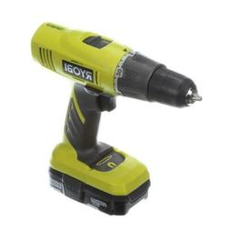 Ryobi P1810 18-Volt ONE+ Lithium-Ion Cordless Drill Driver K