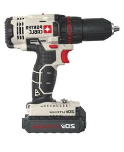 PORTER-CABLE 20-Volt Max 1/2-in Cordless BRUSHLESS Drill wit
