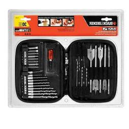 Black & Decker 71-973 30 Pieces Quick Connect Set