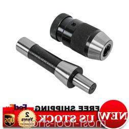 "With R-8 Shank 6JT 1/32-1/2"" Keyless Drill Chuck Bench Drill"