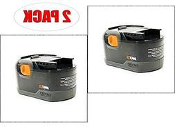 Ridgid R82015 Drill Replacement 12V NiCd MAX 1.9Ah Battery