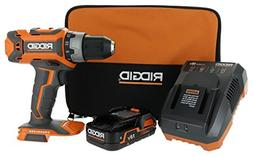 New RIDGID R860053SB 18V Cordless Brushless 1/2 in. 2-Speed