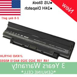 Replacement Battery For Dell Inspiron M5030 N3010 N4010 N501
