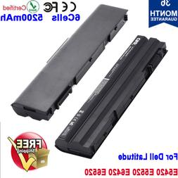 Replacement Battery For Dell Latitude E6420 HCJWT 312-1163 E