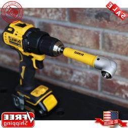 DEWALT Right-angle Degree Drill Adapter Magnetic Attachment