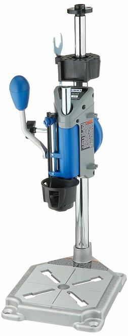 Rotary Tool Workstation Drill Press Work Station with Wrench