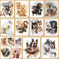 Super Dog Full Drill DIY 5D Diamond Painting Embroidery Cros