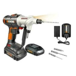 20V Switchdriver 2-in-1 Cordless Drill & Driver