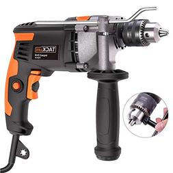TACKLIFE Classic 7.1Amp/3000Rpm 1/2-Inch Corded Hammer Drill