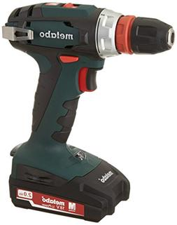 Metabo US602217620 18V 2.0 Ah Cordless Lithium-Ion 3/8 in. D