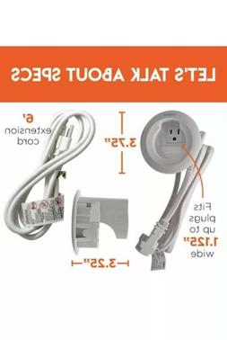 Echogear in Wall Power Kit Includes Low Voltage Cable Manage