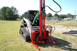 NEW Water Well Geothermal Drilling Rig Pump Borehole Drill E