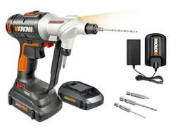 WORX WX176L Switchdriver 20V PowerShare 2-in-1 Cordless Dril