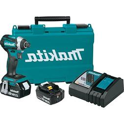 Makita XDT14M LXT 18V Cordless Lithium-Ion 1/4 in. Brushless