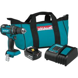 Makita XFD061 18V Lithium-Ion Compact Brushless/Cordless 1/2