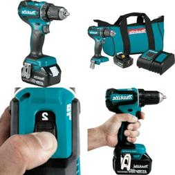 """Makita XFD131 18V LXT Lithium-Ion Brushless Cordless 1/2"""" Dr"""