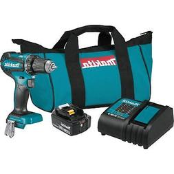 "Makita XFD131 18V LXT Lithium_Ion Brushless Cordless 1/2"" Dr"
